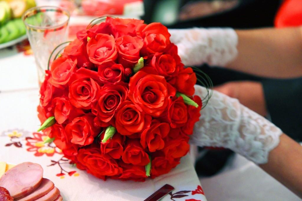 Wedding Bouquet, Wedding Flowers