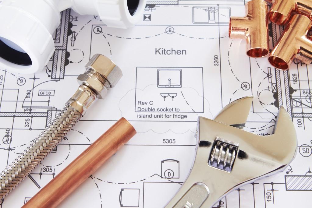 Plumbing expert DIY