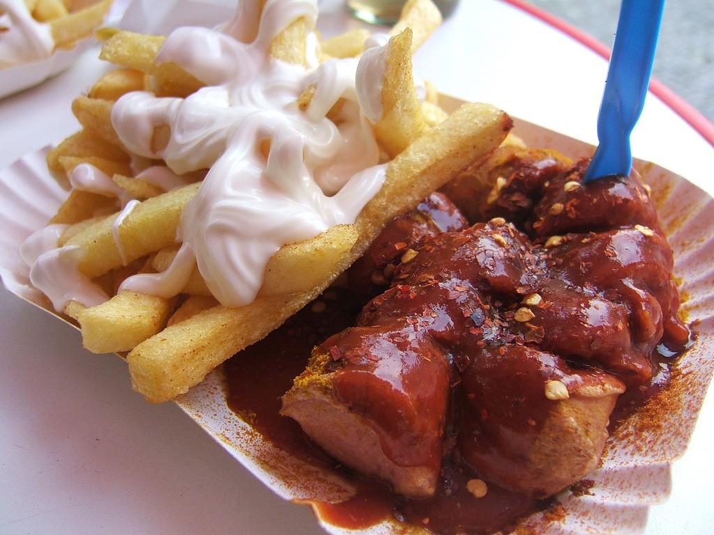 Street Food UK trends 2015