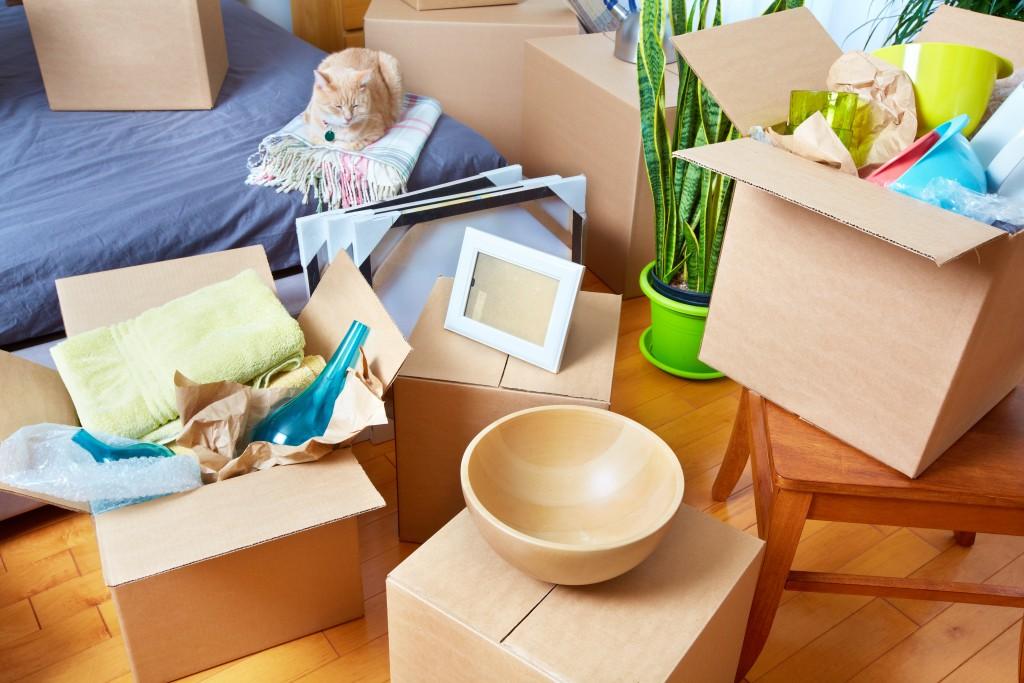 Preparing to move abroad