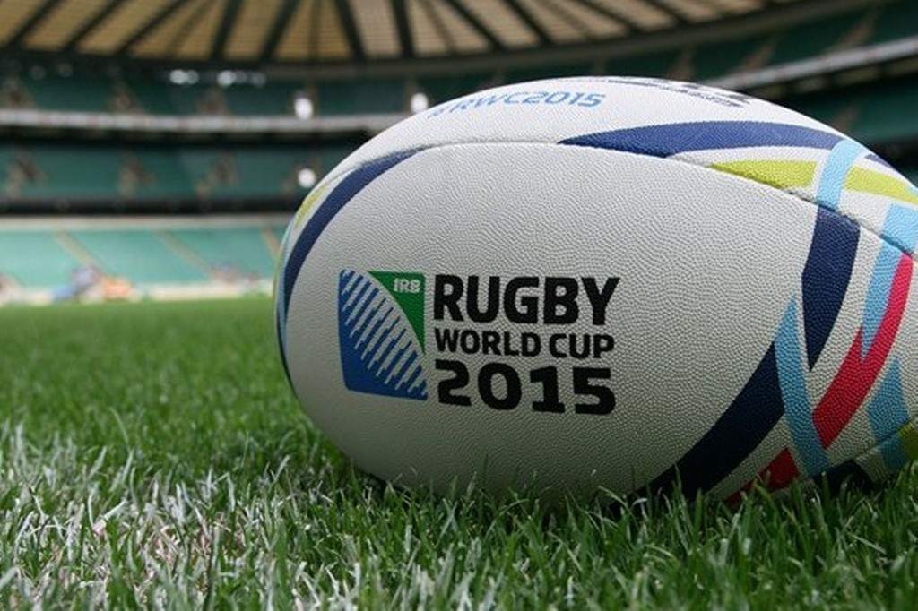 Rugby World Cup - England 2015 garden party